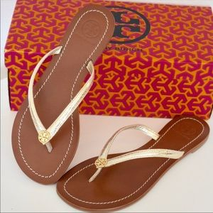 TORY BURCH TERRA THONG FLAT SANDALS